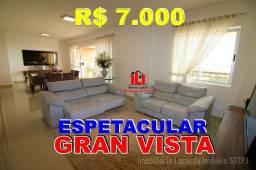 Gran Vista, 153m², 3 Suítes, 95% Mobiliado, 13º andar, Visão Ponte Rio Negro