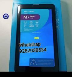 Tablet multilaser m7 produto novo