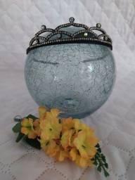 Tiaras com coroa de princesa