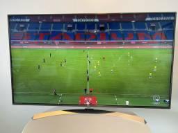 Linda SMART TV LED 4k GIGANTE 55?
