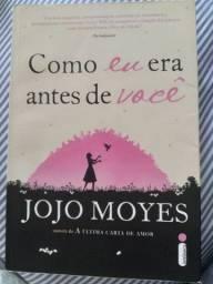 """Livros: """"Como eu era antes de você"""" e """"Depois de vc"""" - Jojo Moyes"""
