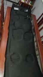 Colchão massagiador para coluna e lombar 12 motores