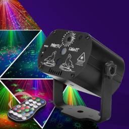 Projetor Laser Show - Serie Mini - USB