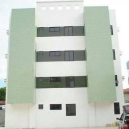 Apartamento na Cuiá com 2 quartos e vaga de garagem. Pronto para morar