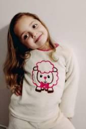 Título do anúncio:  Pijama quentinho