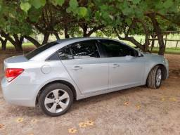 Cruze LT Sedan automático +GNV 5GERAÇAO