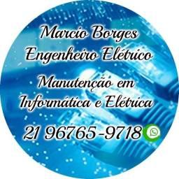Engenheiro Eletricista - Projetos (Elétricos e Solares) e Reparos