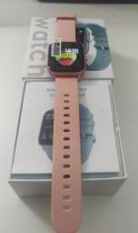 Relógio Smartwatch P8 - Compatível com IOS Pronta entrega/Aceitamos Cartões.