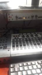Mesa Boss BR1600 Digital Recording Studio de gravação