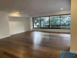 Apartamento para alugar com 4 dormitórios em Jardim américa, São paulo cod:633645