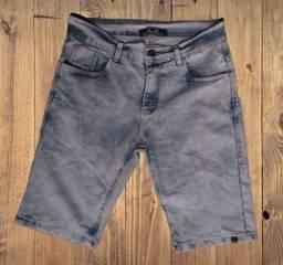 Kit 2 Bermudas Jeans Okley Masculina