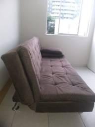 Sofá cama tres lugareas