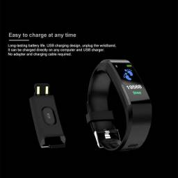Relógio Inteligente Digital Fitness Tracker