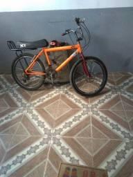 bicicleta montadinha