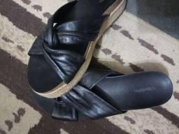 Sandália preta