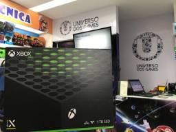 Xbox séries X lacrado (loja física garantia)
