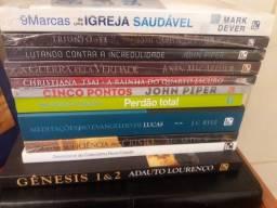 Kit livros cristão ( Teologia )