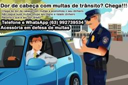 Atenção pague suas multas de trânsito