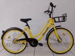 Bicicleta Yellow super nova!