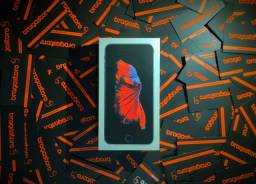 iPhone 6s plus 64gb super conservado