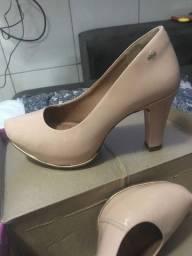 Sapato dakota nude