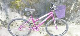 Bicicleta infantil média