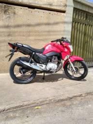 Cg Honda 150 novinha