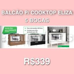 Balcão balcão balcão balcão p/ cooktop AGSG-54845