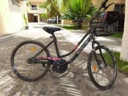 Bicicleta CALOI feminina, novinha