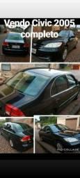 Honda Civic 2005 completo