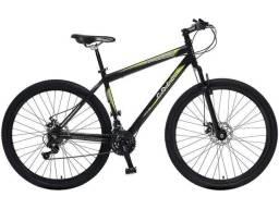 Bicicleta Aro 29 Mountain Colli Bike-Force One Freio a Disco 21 Marchas Câmbio Shimano