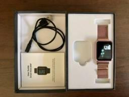 Smart Watch P68 a prova d?água