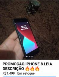 IPHONE 8 PROMOÇÃO 12X PRA VENDER RAPIDO !!!