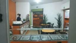 Restaurante em pleno funcionamento