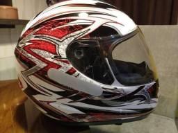 Capacete Helt Helmet Race ( Novo )