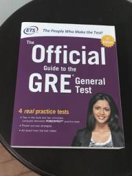 Official guide GRE