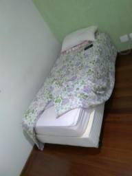 2 camas box com colchão