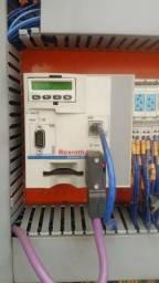 PLC - Rexroth IndraDriveC - Indra Control L20 - Magnet Motor MSK040-33398