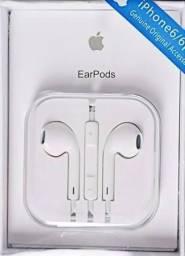 Fone de ouvido Apple Earpod