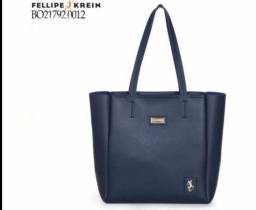 Bolsa Fellipe Krein Azul