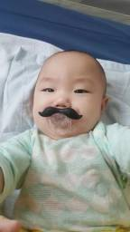 Chupeta engraçada infantil, silicone, bico, bebê, criança, menino, menina