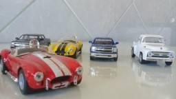 Automóveis em Miniaturas