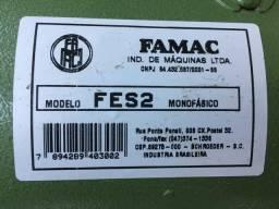 Motobomba famac 1cv