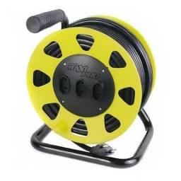 Extensao Eletrica Carretel Daneva Maxi Pro 2x1,5mm 20m (10a)