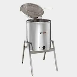 Fritadeira elétrica água e óeo