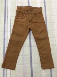 Calças jeans 2 anos