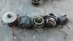 Vendo motor de máquina de lavar e motor ventilador de ar condicionado