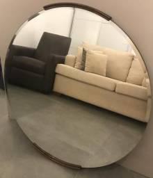 Espelho bisotê anos 50