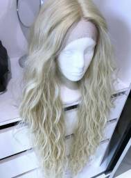 Full lace (peruca ultra realista)