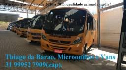 Microonibus Urbano, Mercedes, MWM, Neobus, Volare com acessibildiade - 2012